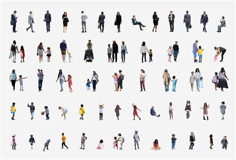 Gallery of A Library of 1000 High-Res Cutouts, Discounted