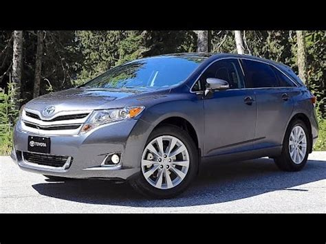 Toyota Venza Review - YouTube