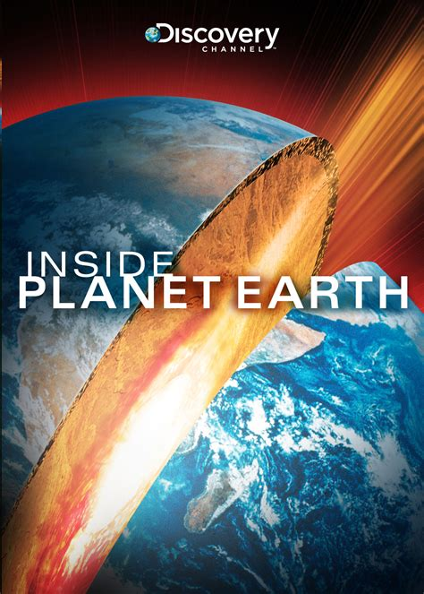 Inside Planet Earth - Discovery Communications - Cinedigm