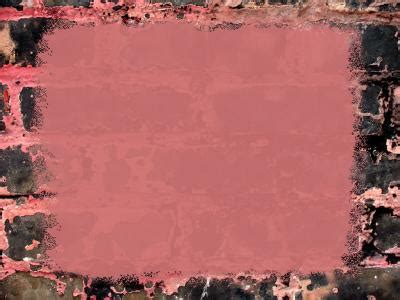 Brick pink frame template Free PPT Backgrounds for your