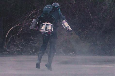 Real life flying iron man exoskeleton created will cost