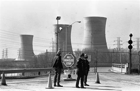 AP WAS THERE: Three Mile Island nuclear power plant