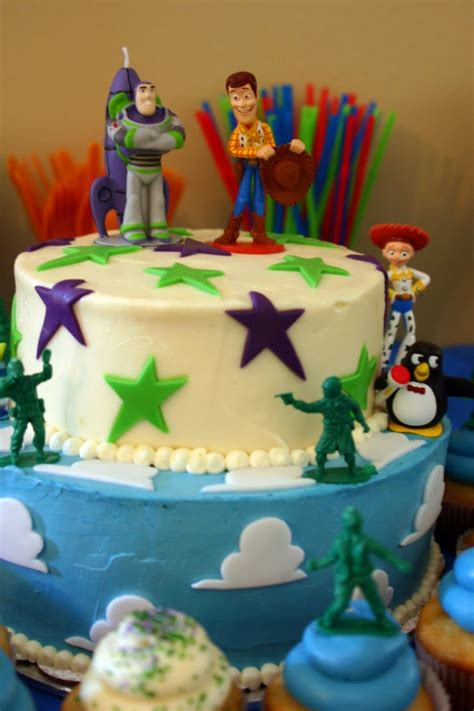 Toy Story Cakes – Decoration Ideas   Little Birthday Cakes