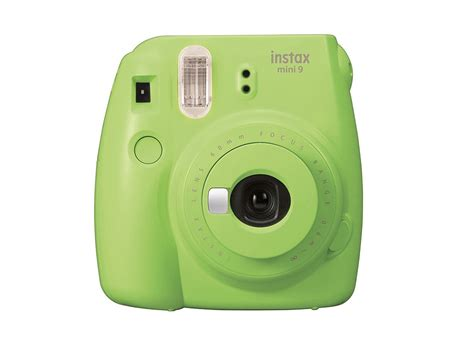Fujifilm Instax Mini 9 launches with selfie mirror and