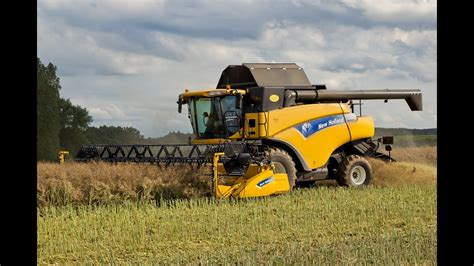 New Holland CR9080 Elevation & New Holland CR980 - YouTube