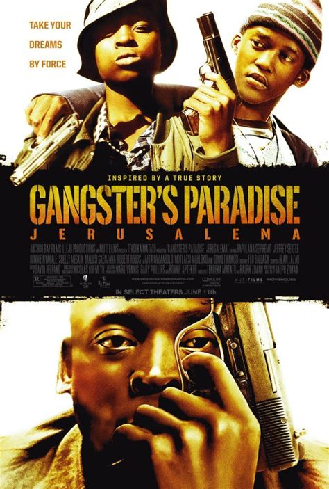 Jerusalema (2008   Gangster, Gangster movies, African movies
